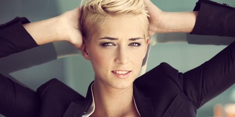Kurzes Haar Beispiele Und Tipps Fur Kurzhaarfrisuren Bei Frauen