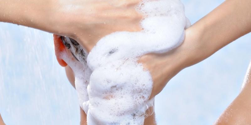 Auch Dreads müssen regelmäßig gewaschen werden